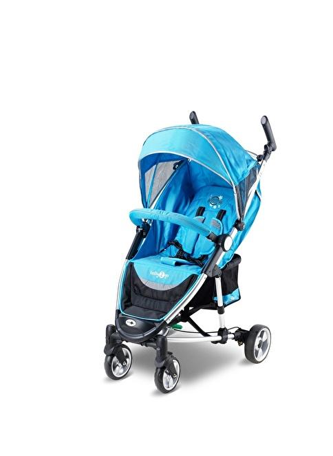 Baby2go Baby2Go 8856 Apollo Baston Bebek Arabası  Mavi